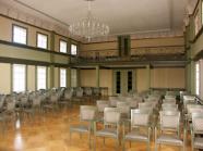 Fröbelsaal im Rathaus