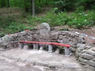 """""""Spur der Steine"""" an der """"Fröbelsruh"""" in Sonneberg"""